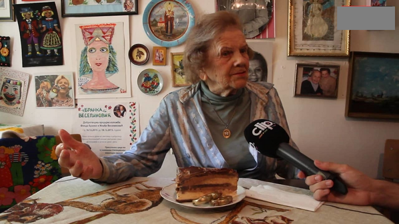 Branka Veselinović proslavila 100. rođendan