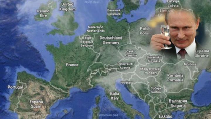 """Asošiejted pres (AP): """"Rusija pustila pipke po Evropi,'nove devedesete' prete"""""""