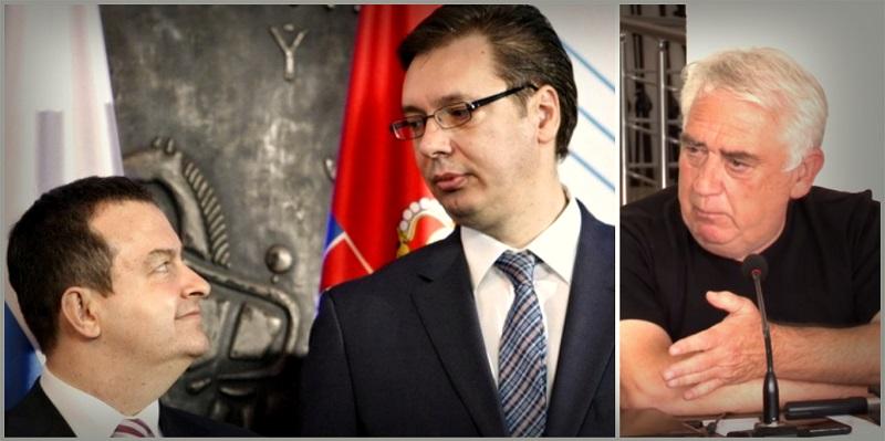 Trajković: Srbi sa Kosmeta i SPC govore istim jezikom - Vučiću, razgraničenje je IZDAJA!
