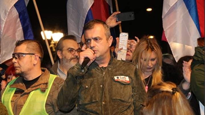 Sergej u NS: Čanak je trulo đubre koji ima kuću samo za svoje orgulje; Otcepljivači Vojvodine, usta vam se serem fašistička