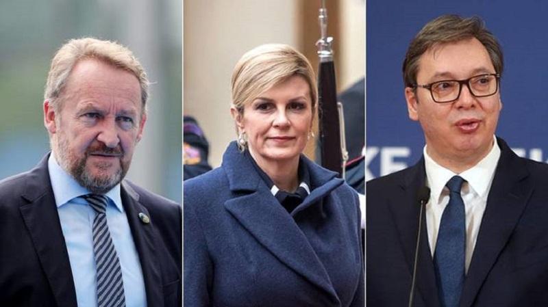 Balkanski političari: Skupa odela i jeftine reči